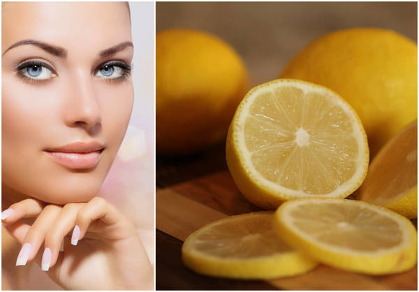 Lemon For Skin Care